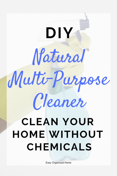 How to make your own homemade natural cleaning products. Toxin-free cleaning. #DIYcleaner #homemadecleaner #cleaninghacks #cleaningtips #greencleaning