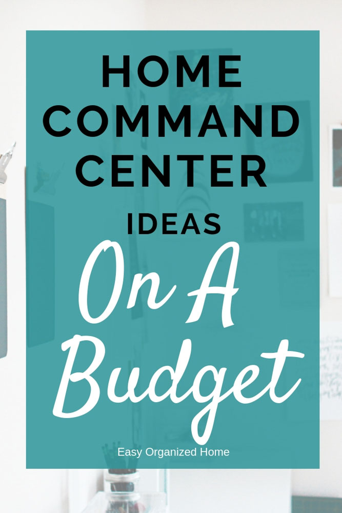 Find 15 brilliant Home Command Center Ideas. Organization on a budget! #homecommandcenterideas #homecommandcenterdiy #homecommandcenterbudget #homecommandcenterwall #organization #organizationhacks #organizationideas #homehacks