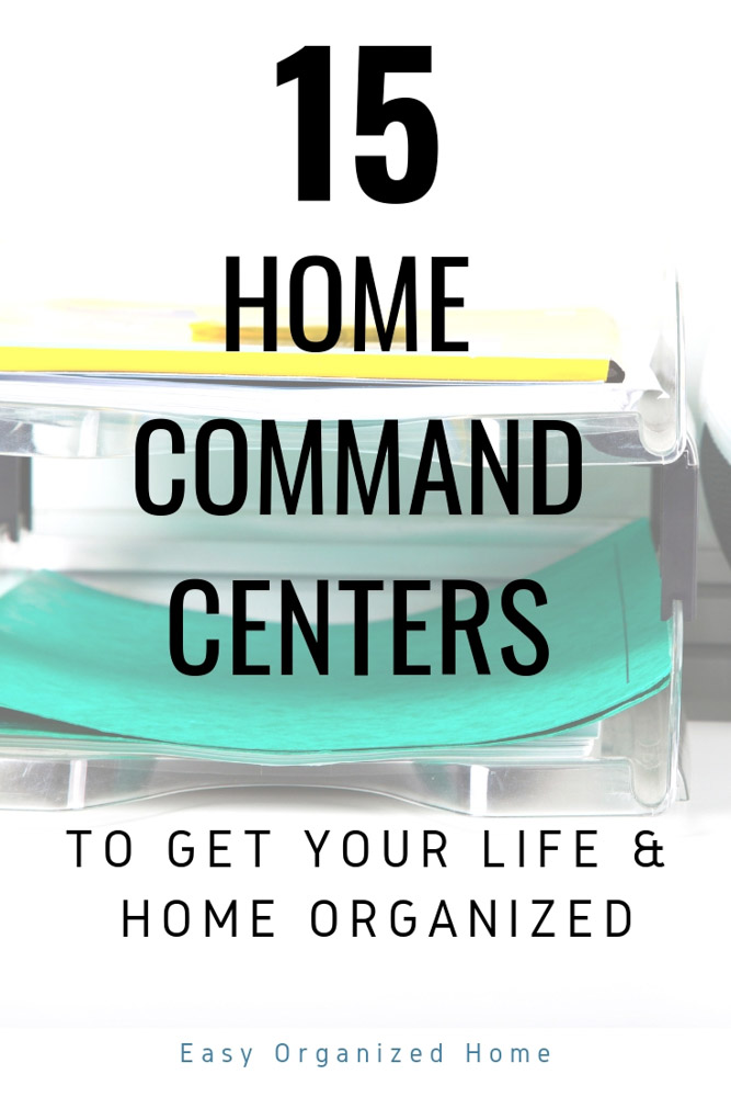 Find brilliant home command center ideas to get organized. From kitchen command centers to parent command centers, you will love these organization hacks. #commandcenter  #commandcenterkitchen #commandcenterfamily #commandcenterideas #commandcenterDIY #commandcenterwall #commandcenterinspiration #organizationideas #organizationhacks #homeorganization
