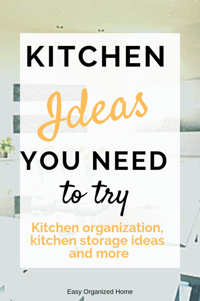 Amazing kitchen organization hacks and storage ideas to have your small pantry organized and your kitchen tools in the right place #kitchenideas #kitchenorganization #kitchenorganizationideas #kitchenorganizationdiy #kitchenorganizing #organization #organizationideas #organizationtips #organizationhacks #organizationideasforthehome #organize #organizedhome #organizingtips #organizingyourhome #organizingclutter #organizingideas #konmari