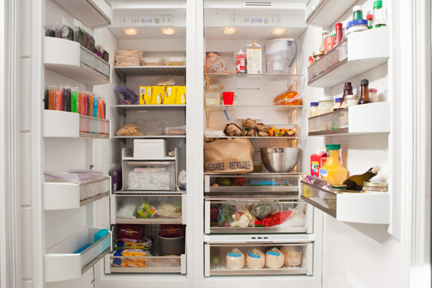 Get Rid Of Fridge Odor