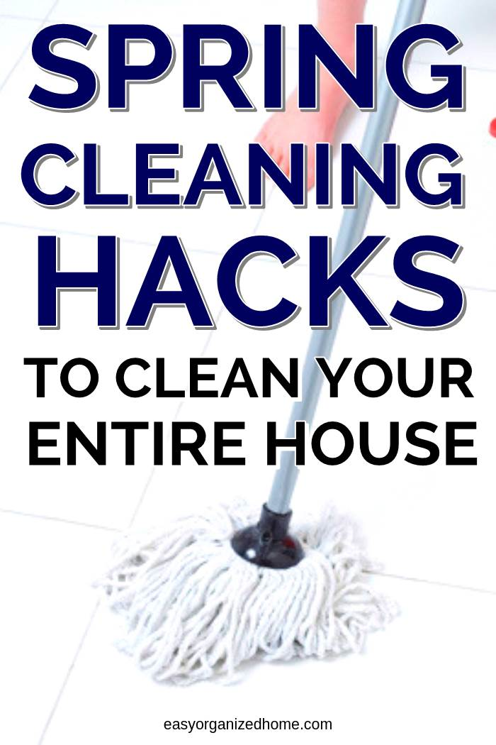 Spring cleaning hacks ideas and tips to clean your entire home #cleaning #cleaningtips #cleaninghacks #cleaningtricks #housecleaning #housecleaningtips #housekeeping Spring cleaning hacks to clean your entire house#springcleaning #springclean