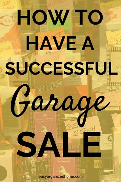 10 yard sale tips and garage sale pricing hacks to host the most successful sale yet! Learn what to sell at a garage sale to get the most profit, how to prep for your sale, DIY flyers and advertising, how to organizing your money changes and tables and much more. #garagesale #garagesaletips #yardsale #extramoney #extracash #extraincome #declutter #decluttering #declutteryourhome #declutteringtips #declutteringahouse