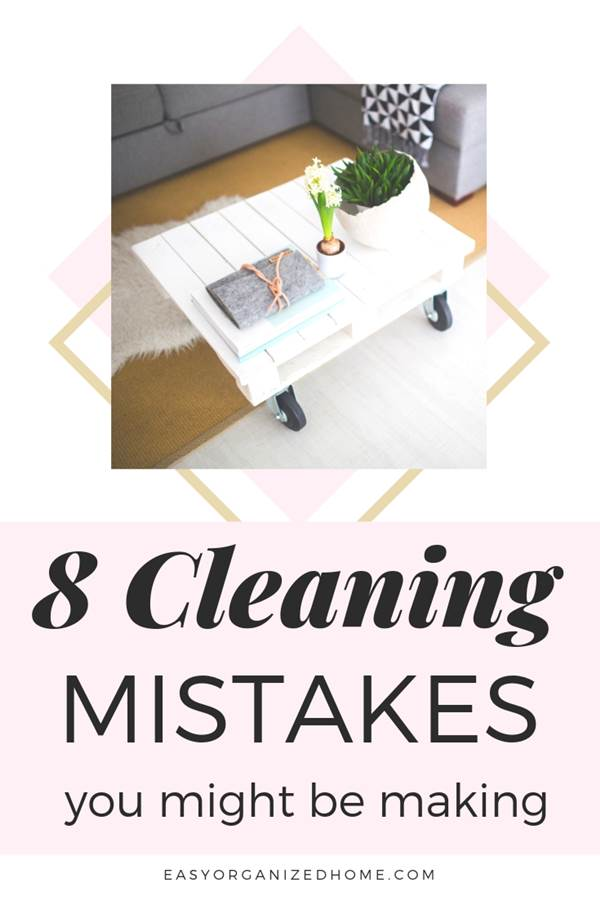 How to clean properly. Avoid these cleaning mistakes when cleaning your house. #cleaning #cleaningtips #cleaninghacks #cleaningtricks #housecleaning #housecleaningtips #housekeeping #springcleaning #springclean