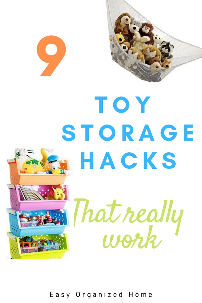 Find REAL ways to get your playroom organized. From simple toy storage ideas to ways to get kids to pack up. . #kidstoystorage #playroomorganization #toystorageideas #playroomstorage 3kidsorganization #organizationhacks #homeorganization #getorganized