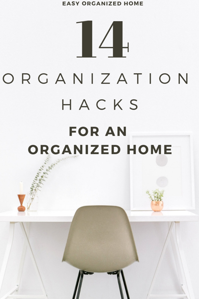 Follow these simple organization ideas for a tidy and organized home  #organization #organizationhacks #organizationtips #organizehome #getorganized #declutter #declutterhome #delcuttering #organizedhome