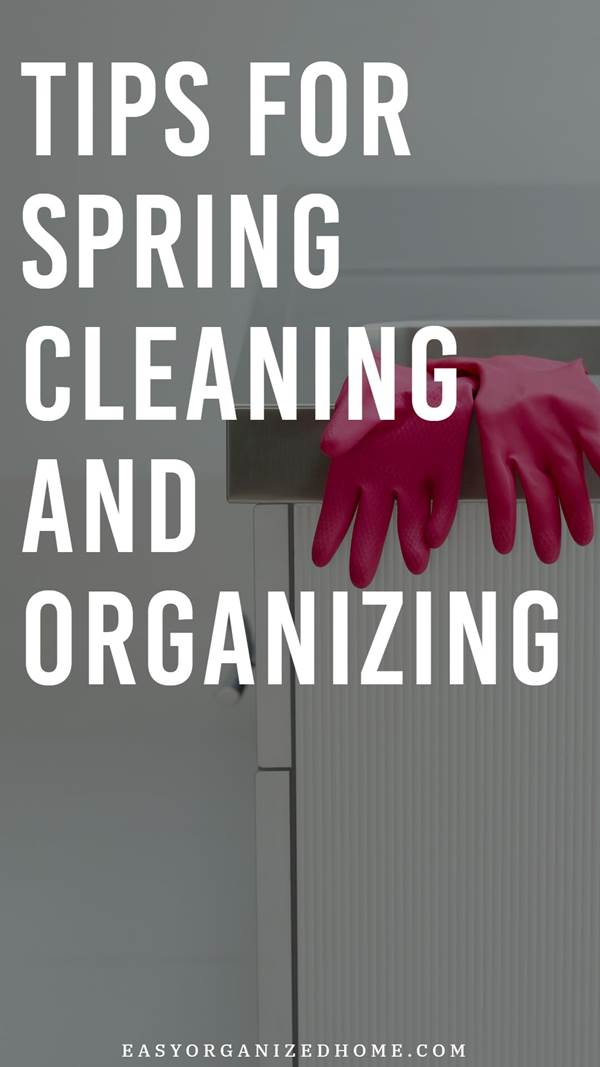 Brilliant tips to make spring cleaning so much easier. #cleaning #cleaningtips #cleaninghacks #cleaningtricks #housecleaning #housecleaningtips #housekeeping #springcleaning #springclean