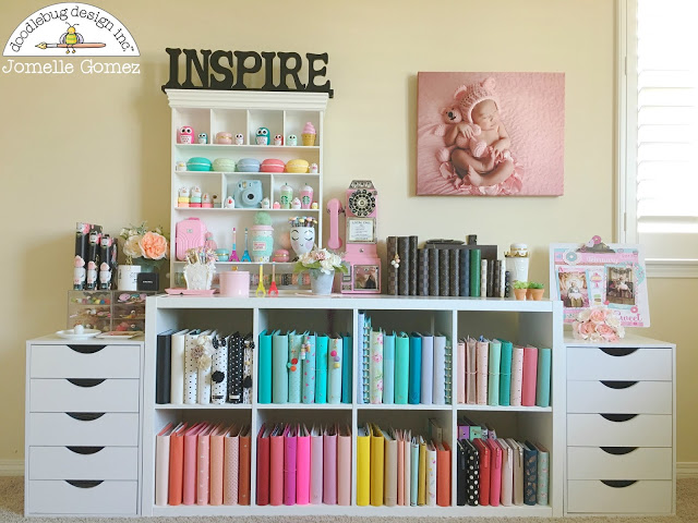 Organize your planners and notebooks