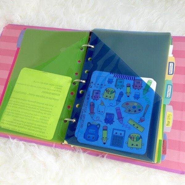 Organize your Planner Stickers