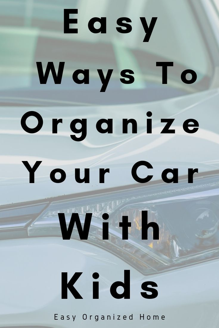 Family Car Organization Hacks You Need To Know #carhacks #carorganization #organizationhacks #organizationtips #organizingwithkids