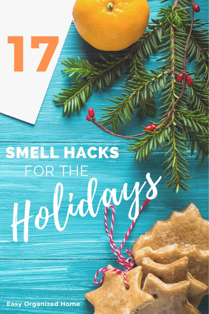 Smell Hacks For The Holidays