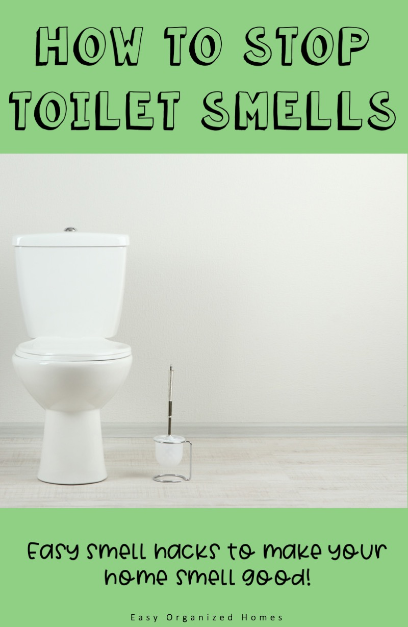How To Stop Toilet Smells